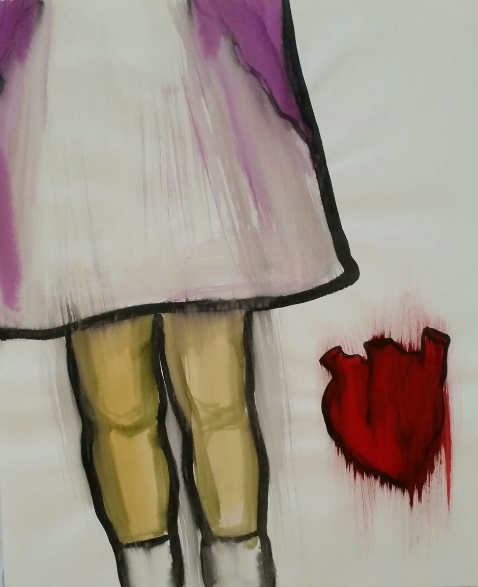 "Lous Perez ""Girl Heart"""